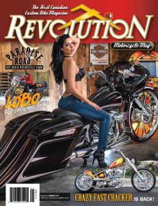 revolution motorcycle magazine vol.41 english