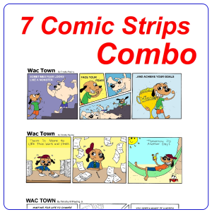comic strips 3 page combined