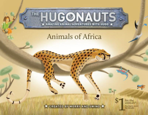 the hugonauts - animals of africa