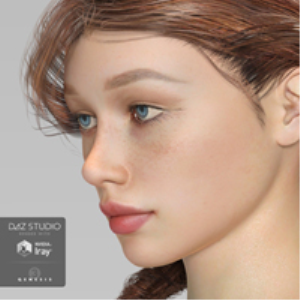 elisabeth for genesis 3 female