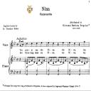 Nina, High Voice in G Minor, G.B.Pergolesi. Schirmer (PD). For Tenor, Soprano. Tablet Sheet Music. A5 (Landscape). Schirmer (PD). | eBooks | Sheet Music