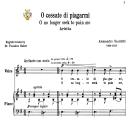 O cessate di piagarmi, Low Voice in E Minor, A.Scarlatti. For Mezzo, Baritone. Schirmer (1894). Tablet Sheet Music. A5 (Landscape).   eBooks   Sheet Music