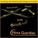 NOVA GUARDIAN Weapons for Game Dev (BLEND, DAE, FBX, OBJ) | Software | Games