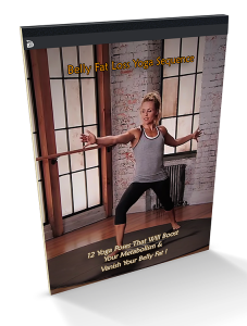 belly fat loss yoga sequence