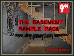 The Basement Sample pack | Music | Soundbanks