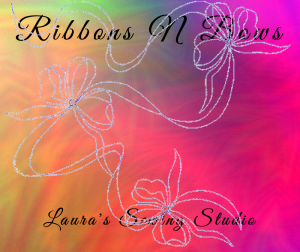 Ribbons N Bows Q PES | Crafting | Embroidery