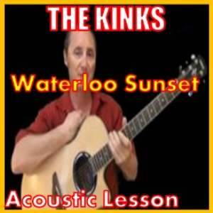 learn to play waterloo sunset by the kinks