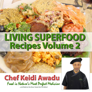 living superfood recipes volume 2