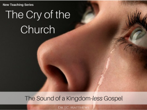The Cry of the Church: The Sound of a Kingdom-less Gospel pt.3 | Other Files | Presentations