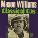Classical Gas (Mason Williams) custom arranged for rhythm section, guitar solo and brass quintet | Music | Popular