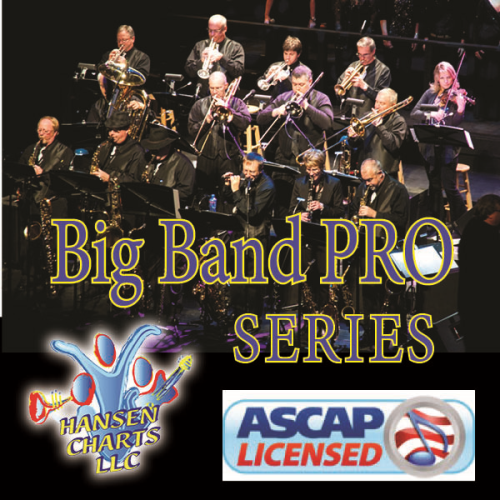 First Additional product image for - Freedom (Michael W. Smith) custom arranged for 5444 big band, optional percussion and string reduction