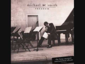 freedom (michael w. smith) custom arranged for 5444 big band, optional percussion and string reduction