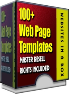 100 web site templates