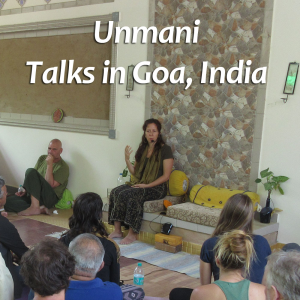 unmani - talks in goa 1