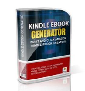 kindle  book generator