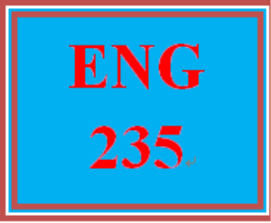ENG 235 Week 4 Synonym and Antonym Worksheet | eBooks | Education