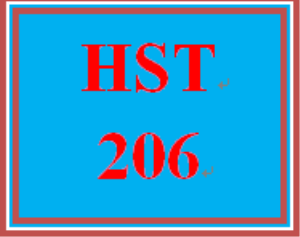 HST 206 Week 5 Video Reflection | eBooks | Education