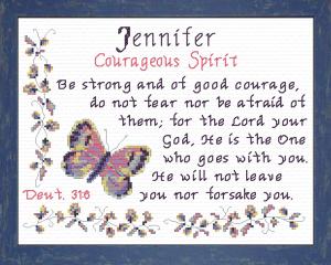 name blessings - jennifer 3