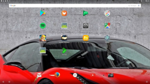 android-x86_64 nougat 7.1.2 with gapps and kernel 4.9-31-exton-android-x86_64