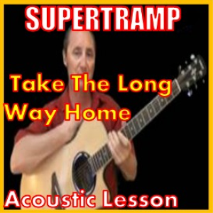 Learn to play Take The Long Way Home by Supertramp | Movies and Videos | Educational