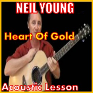 learn to play heart of gold by neil young