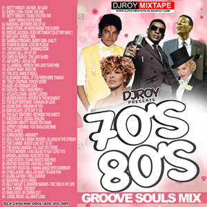 dj roy 70's 80's groove souls mix