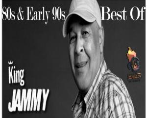 reggae dancehall 80s,90s best of king jammys(dancehall godfather) mixtape vol 1 mix by djeasy