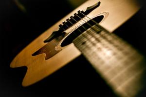 relaxing acoustic guitar tab (morning sun) - sample