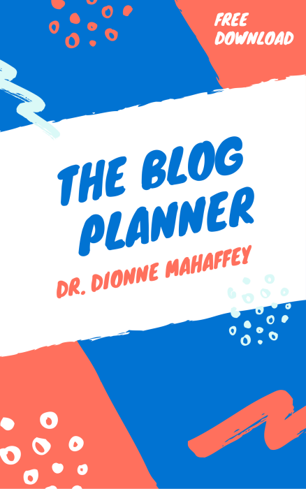 First Additional product image for - Blog Planner