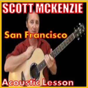 Learn to play San Francisco by Scott McKenzie | Movies and Videos | Educational
