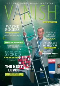 vanish magic magazine 32