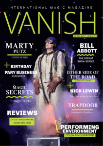 vanish magic magazine 33