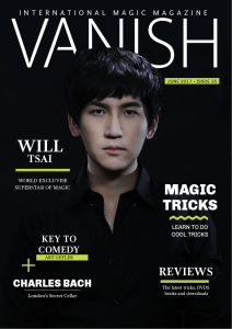vanish magic magazine 35