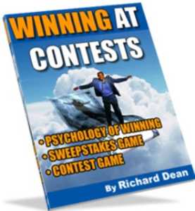 How to Make Thousands of Dollar$ by Winning at Contests by Richard Dean | eBooks | Games