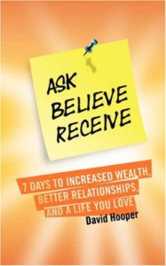 ask, believe, receive: 7 days to increased wealth, better relationships and a life you love (audiobook)