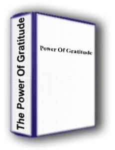The Astonishing Power of Gratitude by Wes Hopper | eBooks | Self Help