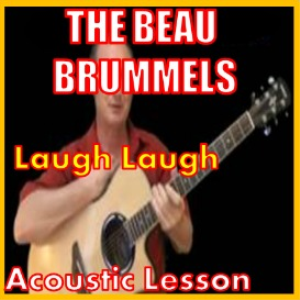 learn to play laugh laugh by the beau brummels