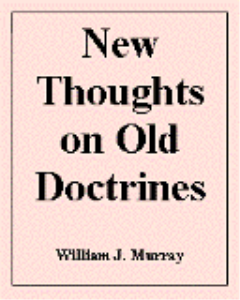 New Thoughts on Old Doctrines by W. John Murray   eBooks   Self Help
