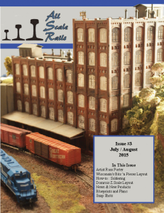 all scale rails issue #3 july / august 2015