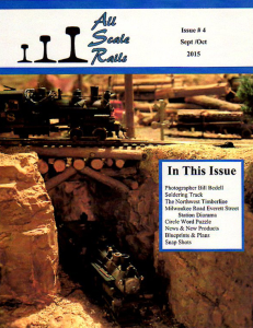 All Scale Rails Issue #4 September / October 2015 | eBooks | Magazines