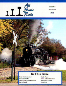 all scale rails issue #5 november / december 2015