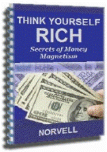 think yourself rich by anthony norvell