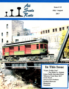 All Scale Rails Issue #15 July / August 2017 | eBooks | Magazines