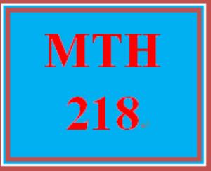 mth 218 week 3 worthy cause scenarios