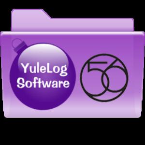 yulelog 2017 dept. 56 for windows