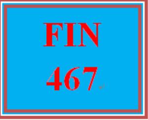 FIN 467 Week 2 Selecting a Property | eBooks | Education