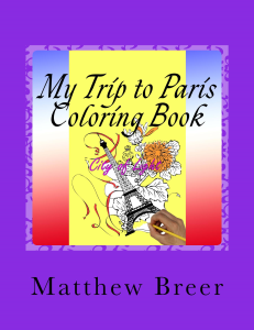 My Trip to Paris Coloring Book PDF | eBooks | Arts and Crafts