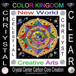 color kingdom chriystal black diamond