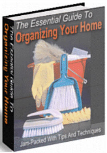 The Essential Guide to Organizing Your Home by Sue Talbert | eBooks | Self Help