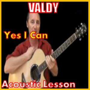 learn to play yes i can by valdy